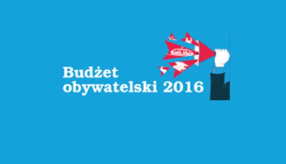 Najważniejsze informacje – Budżet Obywatelski 2016