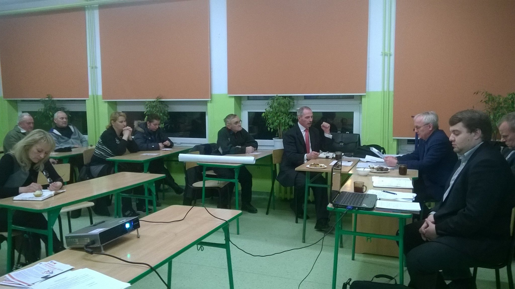 Harmonogram dzielnicowych (Dzielnica XVII) spotkań informacyjnych ws.BO